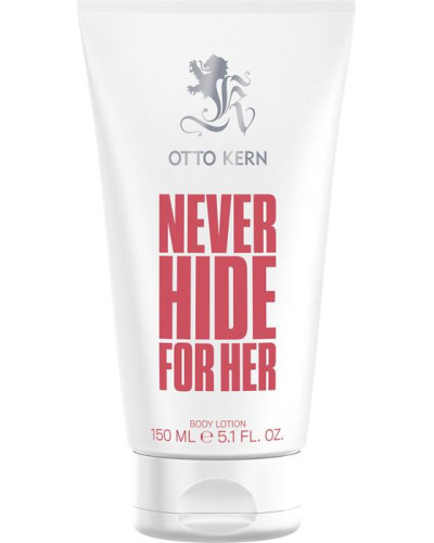 Never Hide For Her Body Lotion