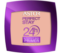 Make-up Teint Perfect Stay 24hH Powder + Skin Primer Nr. 200 Nude