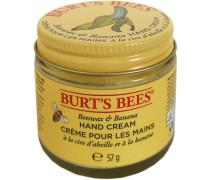Pflege Hände Beeswax & Banana Hand Cream