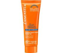 Sonnenpflege Sun Care Beauty Comfort Touch Cream Gentle Tan SPF 50