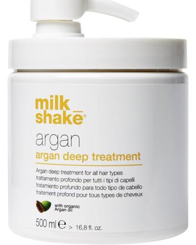 Haare Treatments Glistening Argan Oil Deep Treatment
