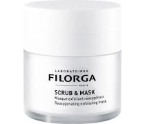 Gesichtsreinigung Scrub & Mask