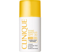 Sonnenpflege Mineral Sunscreen Fluid for Face SPF 30