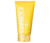 Sonnenpflege Face & Body Cream SPF 15