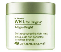 Masken Dr. Andrew Weil for Mega-Bright Dark Spot Correcting Night Mask