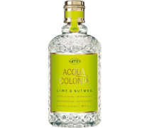 Basic Range Lime & Nutmeg Eau de Cologne Splash Spray