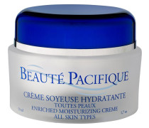 Tagespflege Moisturizing Cream für alle Hauttypen Tiegel