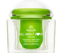 Pflege All About Love Handcreme with