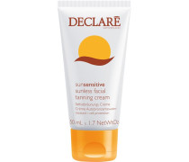 Pflege Sun Sensitive Sunless Facial Tanning Cream