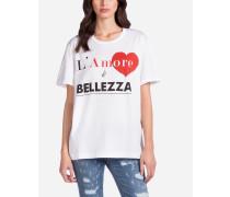 T-Shirt L'amore È Bellezza