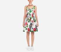 Sommerkleid aus Bedruckter Baumwolle
