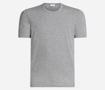 T-Shirt mit Rundhalsausschnitt aus Baumwolle