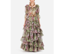 Kleid aus Organza