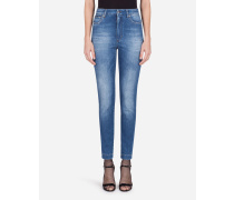 Jeans Audrey FIT aus Stretchdenim