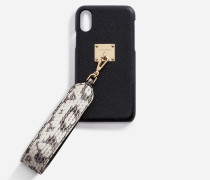 Iphone X Cover mit Armband aus Ayers