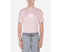 T-Shirt Dolce&gabbana Milano aus Baumwolle