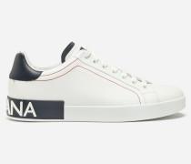 Sneaker Portofino aus Kalbsnappaleder