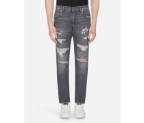 Stretch Jeans Skinny Fit