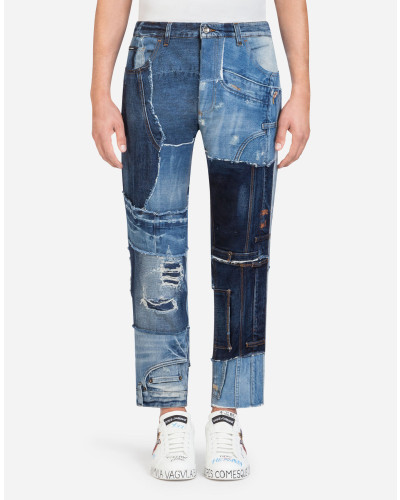 Jeans in Oversize Fit