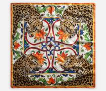 Bedrucktes Foulard 90 x 90