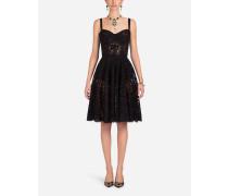 Kleid aus Cordonnet-Spitze