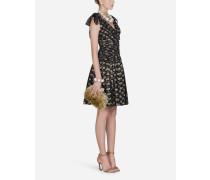 Kleid aus Seidenchiffon