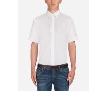 Capri Fit Hemd aus Baumwolle