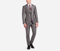 Dreiteiliger Anzug aus Wolle