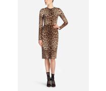 Kleid aus Leo-Cady