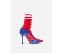 Stretch Sock Boots mit Logo