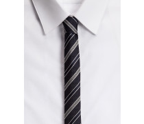 Krawatte aus Seide, Breite 4CM