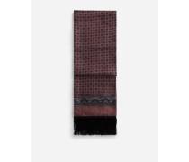 Schal aus Bedruckter Seide