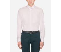 Martini Fit Hemd aus Baumwolle