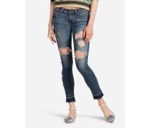 Jeans Fit Skinny aus Stretch-Denim