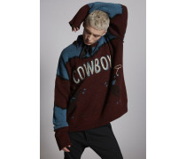 Cowboy Wool Pullover