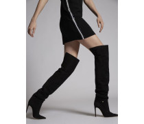 New York Night Heeled Boots