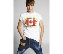 D2 Canadian Flag T-Shirt