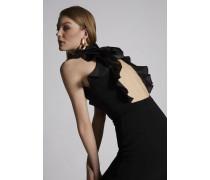 Stretch Viscose Crepe Ashley Dress