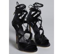 Tie Me Up Sandals