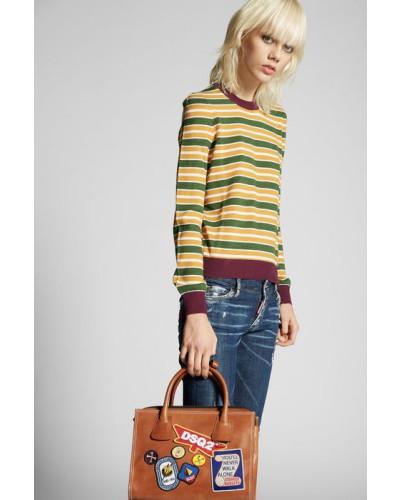 Dsquared2 Damen Bad Scout Twin Pack Handbag Erstaunlicher Preis Verkauf Online paIoIXhw
