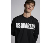 Dsquared2 Stretch Poplin Hemd
