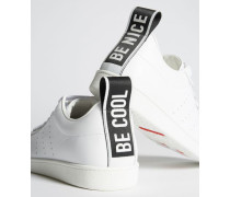 Be Cool Be Nice Sneakers