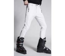 Stretch Tecnical Jersey Ski Pants