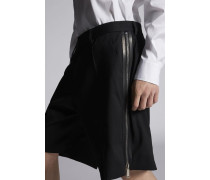 Chic Stretch Wool Boxer Shorts