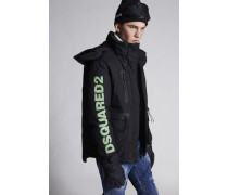 Dsquared2 Nylon Ski Parka