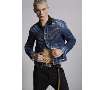 Western Pockets Dan Denim Jacket