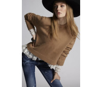 Wool Cashmere Pullover