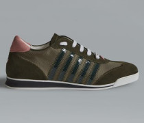 Military Punk New Runner Sneakers