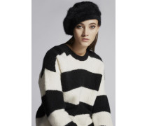 Striped Aplaca Pullover