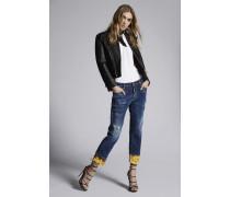 Hawaaiana Boyfriend Jeans